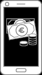 Direkt in der elektronischen Speisekarte kontaktlos bestellen und kontaktlos bezahlen