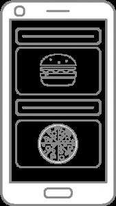 Bilder hochladen in der elektronischen Speisekarte